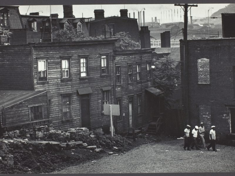 W. Eugene Smith, Hill District, 1955