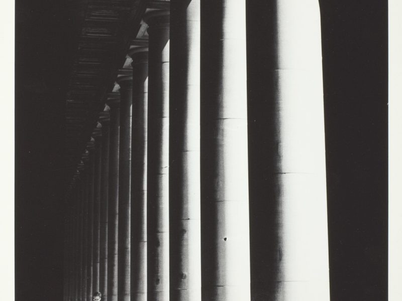 Algimantas Kezys, Union Station, Chicago, Illinois, 1966