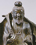 Deified Laozi (Detail)