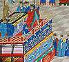 Taoist Ritual at the Imperial Court (detail)