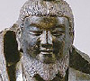 Deified Laozi
