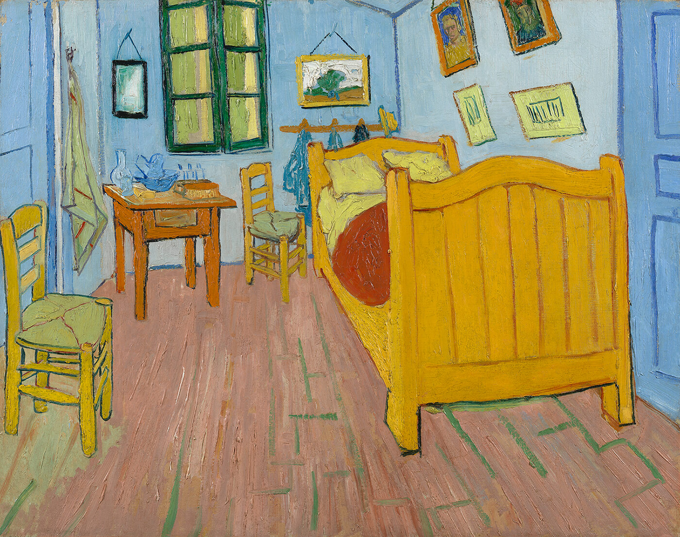 Van Gogh\'s Bedrooms | About the Paintings